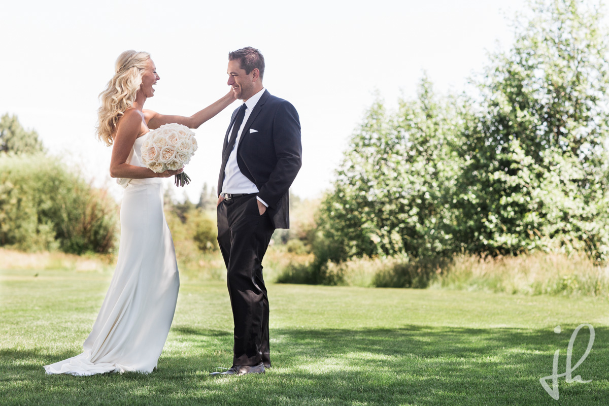 Sisters Oregon Wedding at Black Butte Ranch
